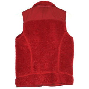 Patagonia Jackets & Coats - Patagonia Womens Retro X Red Fleece Vest Medium